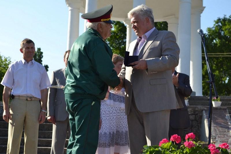 Четверо жителей Вознесенска и Южноукраинска удостоены Почетных знаков отличия «За заслуги перед Николаевщиной»