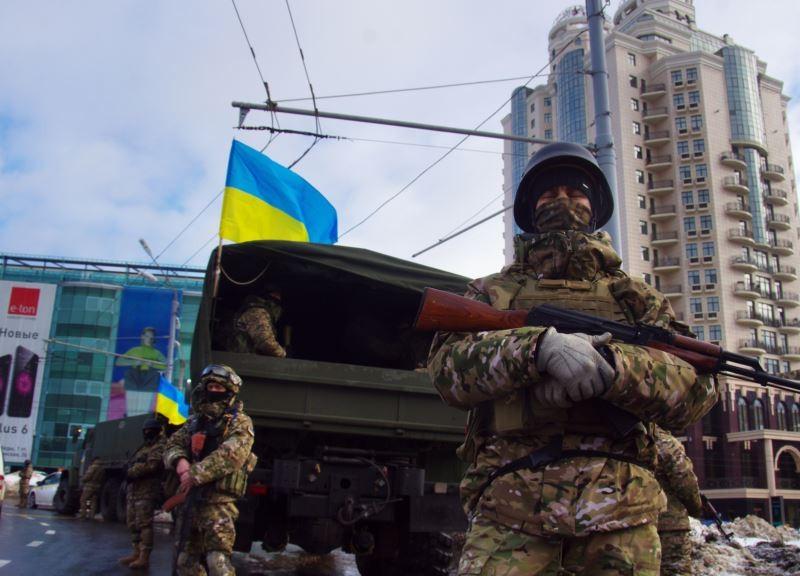 Оборона Одессы. От провокаторов