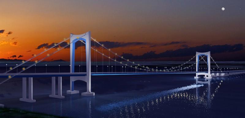 """Проект """"японского"""" объездного моста в Николаеве рассчитан на ₴20 млрд. – объявлен новый тендер"""