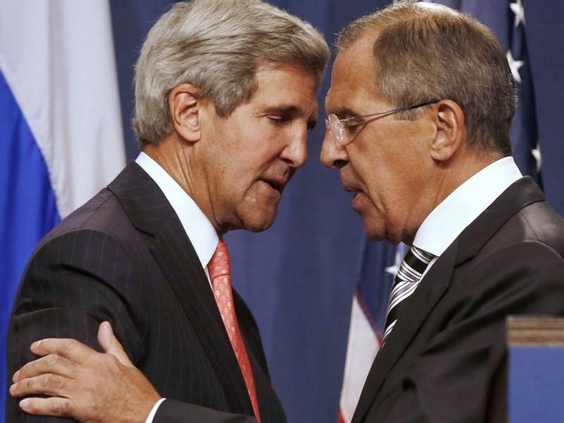 Керри во вторник встретится с Путиным – Госдеп