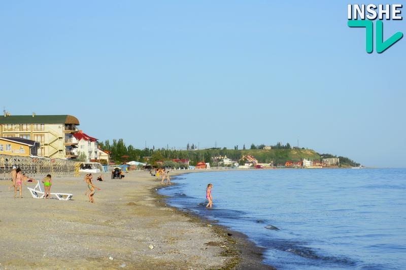 База отдыха «Алые паруса» в Коблево оказалась самозастроем – земля под ней чужая