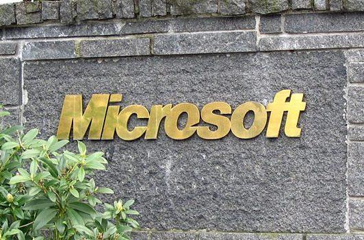 Рыночная стоимость Microsoft превысила отметку в $500 млрд.