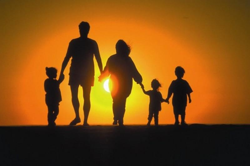 В Николаевской области только 26,5% семей состоят из трех человек