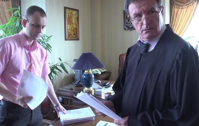ВР дала согласие на арест главы Апелляционного суда Киева Чернушенко