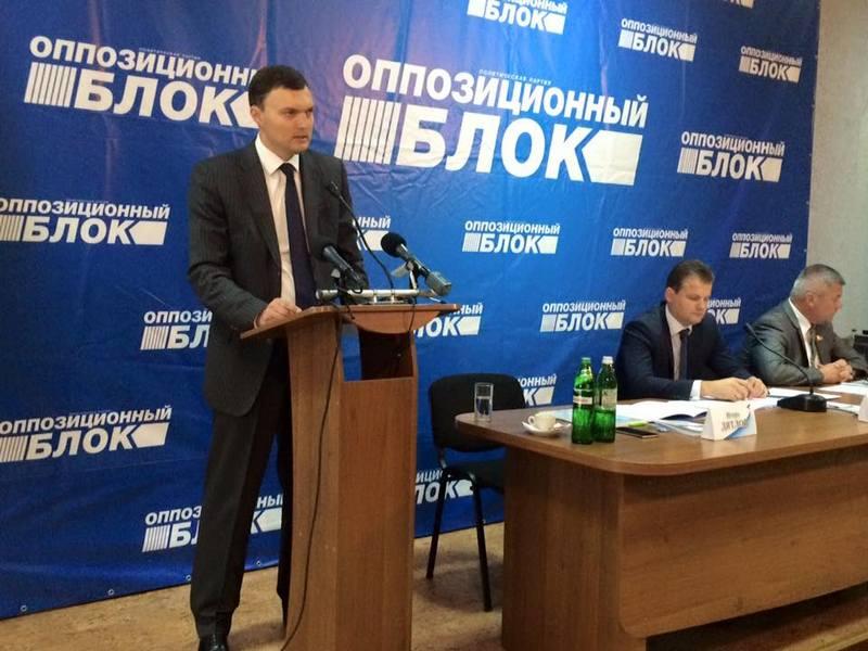 Соратник Бирюкова заявил, что на экс-главу облсовета Дятлова возбуждены уголовные дела за подделку документов и ущерб бюджету в 50 млн.грн.