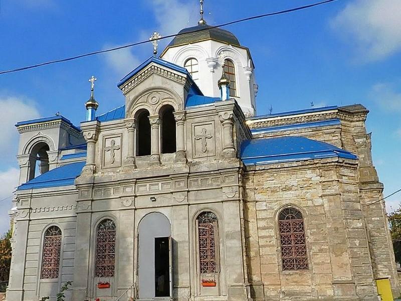 В Николаеве ограбили храм Александра Невского