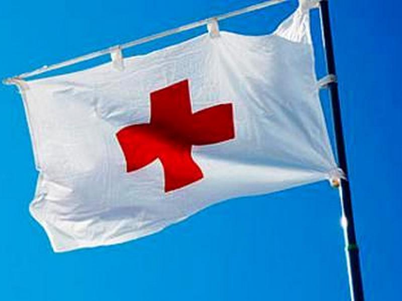 Красный Крест направил на Донбасс 17 тонн гуманитарной помощи
