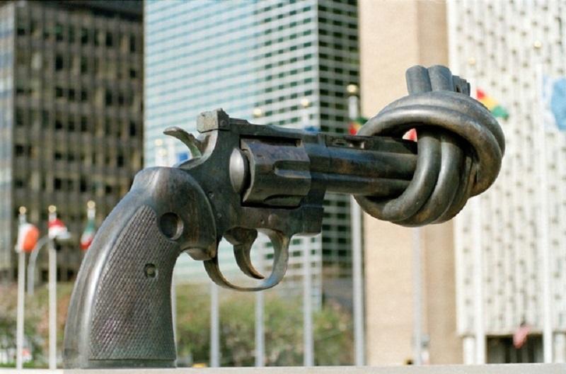 """Закон об оружии: в """"Слуге народа"""" не поддерживают положение о легализации"""