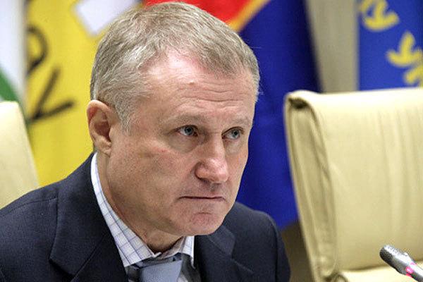 После 14 лет. Суркис больше не будет представлять Украину в руководстве УЕФА
