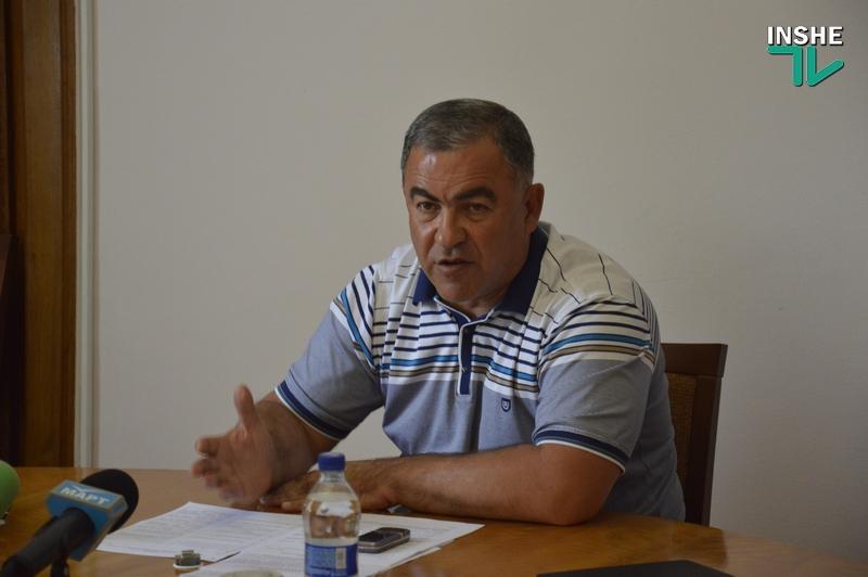 Гранатуров снова перенес заседание сессии Николаевского горсовета – на этот раз на 12 августа