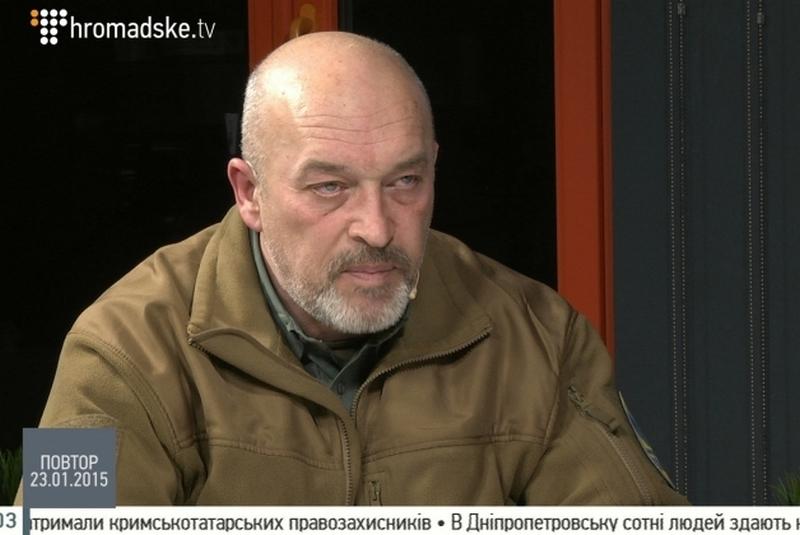 Тука допустил закрытие пункта пропуска в Станице Луганской