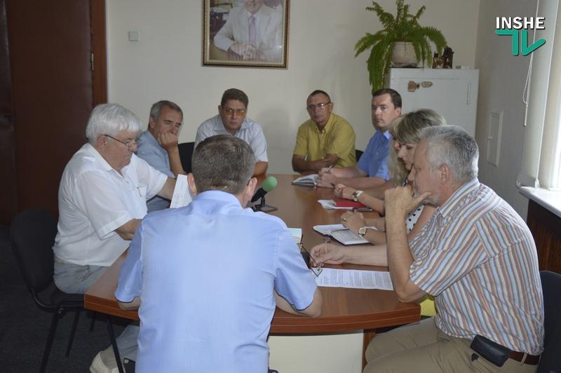 Что должно быть раньше – устав или ТЭО: в Николаеве снова спорили о коммунальном пароходстве