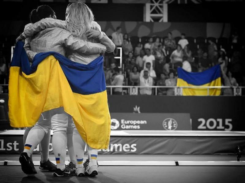 «Серебро»: украинская сборная по фехтованию во главе с Ольгой Харлан уступила российской сборной