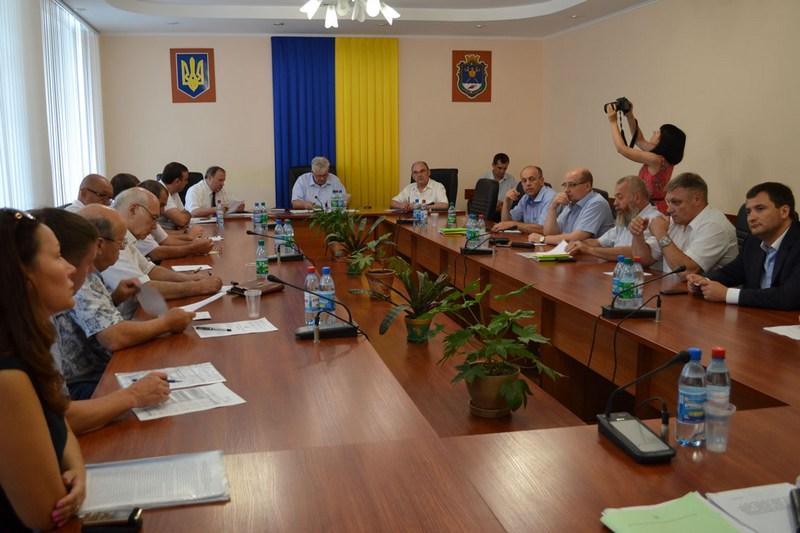 На сессии Николаевского облсовета КП «Международный аэропорт «Николаев» передадут в собственность города