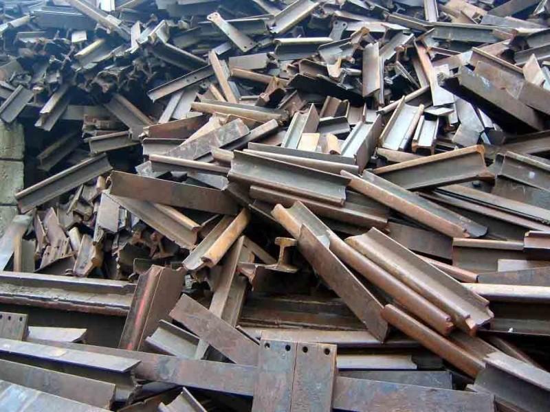 Экспорт металлолома из Украины достиг максимума за последние 10 лет