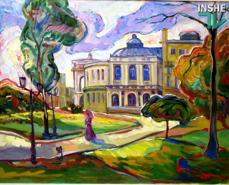 Ода Солнцу в Николаев из Одессы привезли уникальную выставку   0011
