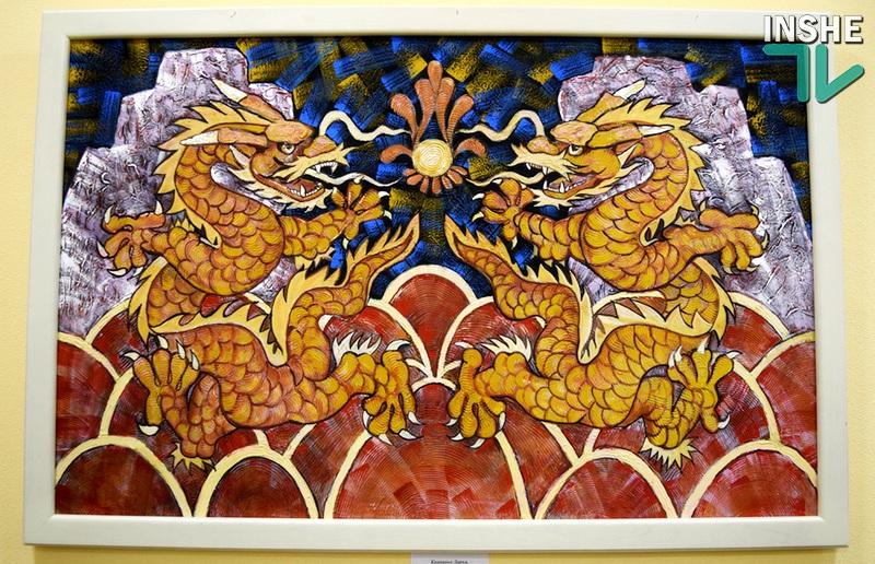 «Ода Солнцу»: в Николаев из Одессы привезли уникальную выставку