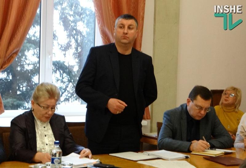 Вице-мэр Гайдаржи успешно прошел конкурс на должность замгубернатора Николаевской области