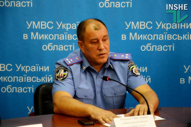 «В течение 3 месяцев мы не могли проводить оперативные мероприятия» – Гончаров назвал болезненным процесс трансформации милиции в полицию в Николаевской области