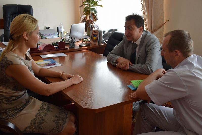 В ОГА обсудили перспективы работы Луганского университета внутренних дел в Николаеве