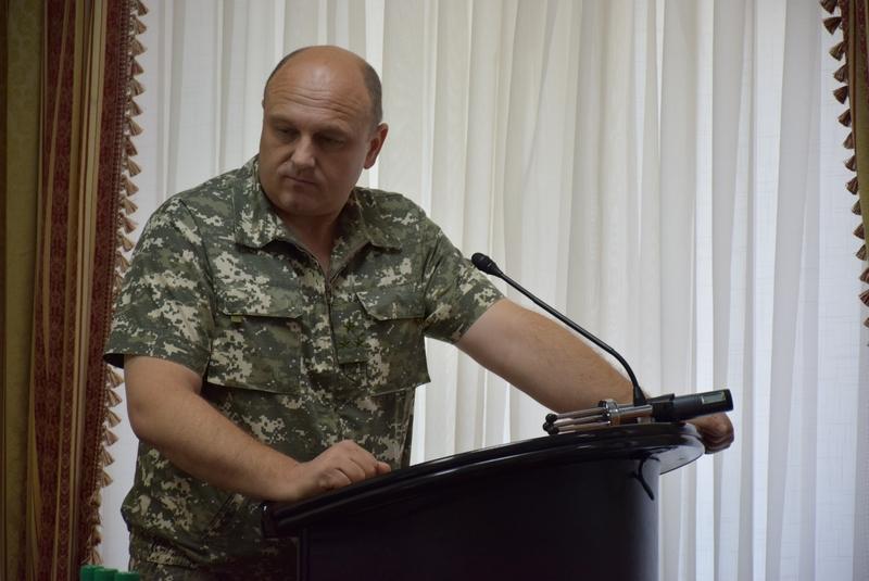 Военком Николаевщины уволился – у него нашли бизнес в Крыму