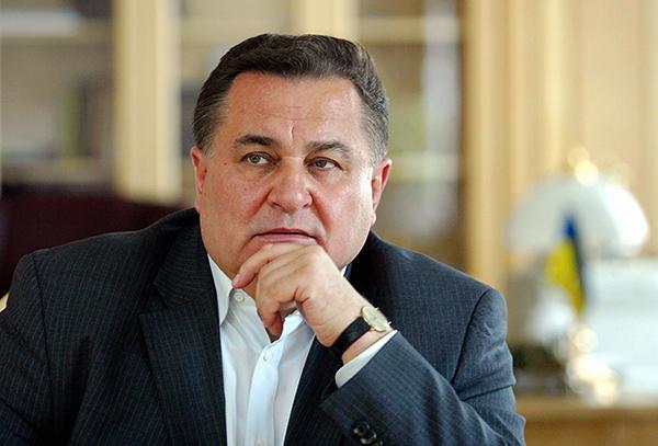 Порошенко назначил Марчука представителем Украины на переговорах в Минске
