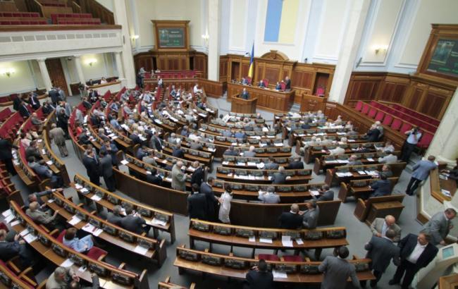 Украина ввела уголовную ответственность за незаконное пересечение границы