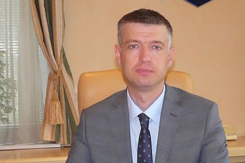 И.о. начальника администрации Николаевского морского порта облили зеленкой