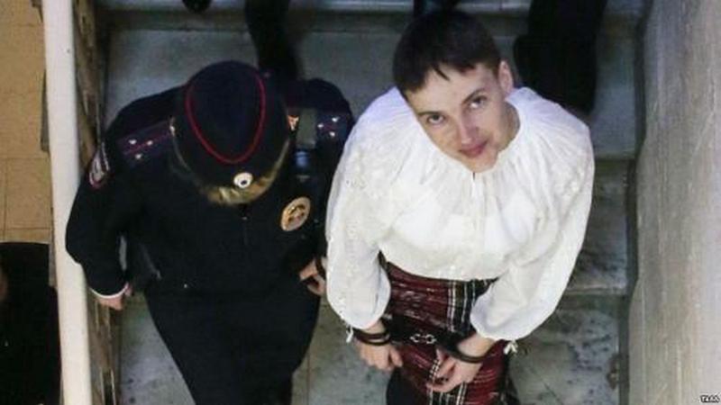Савченко могут освободить уже во второй половине мая – адвокат летчицы
