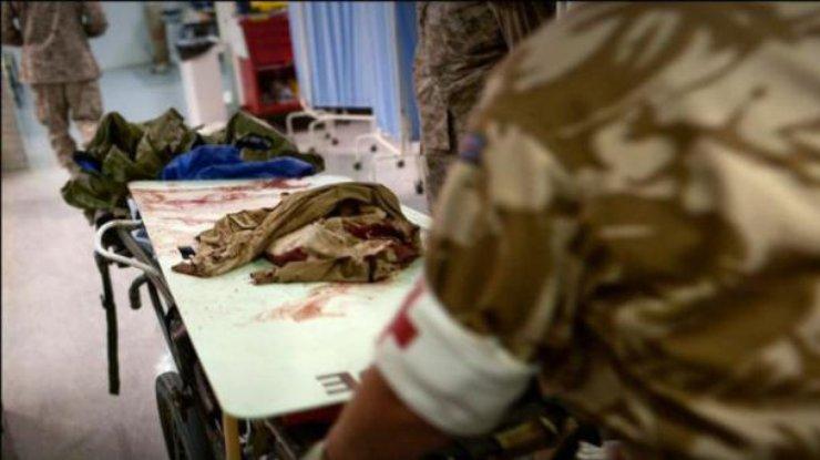 На Донетчине под обстрелами погиб боец АТО, еще один ранен