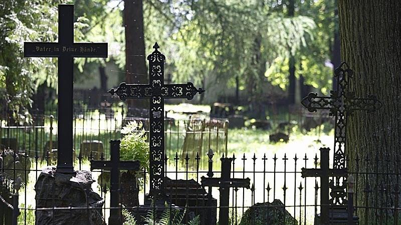В Николаеве поймали кладбищенских вандалов, работавших в паре