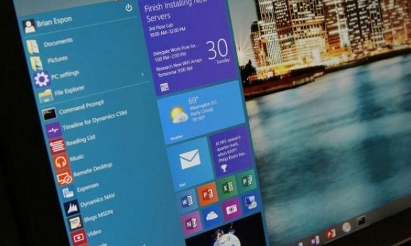 Microsoft разрешит заходить в аккаунты с помощью отпечатка пальца и распознавания лица 1