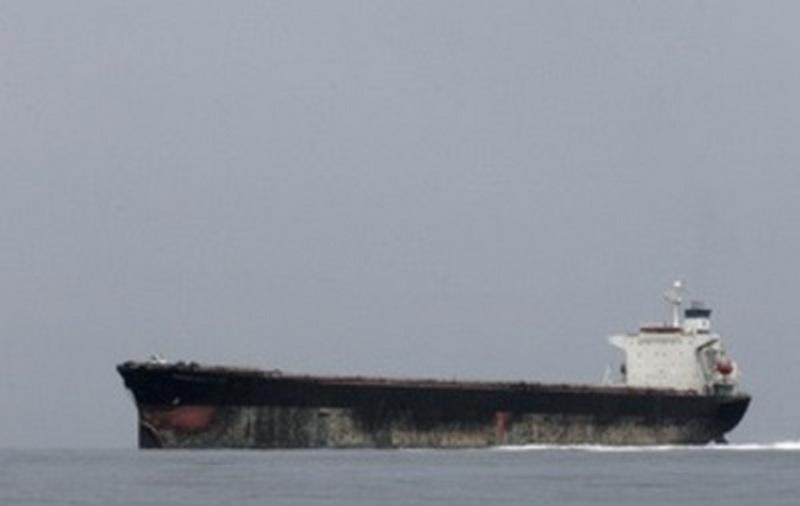 В Очакове ГФС арестовала четыре танкера с нефтью