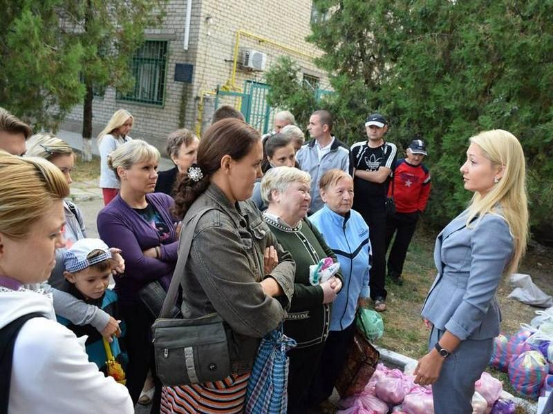 Гуманитарную помощь в Николаевской области получат более 500 вынужденных переселенцев