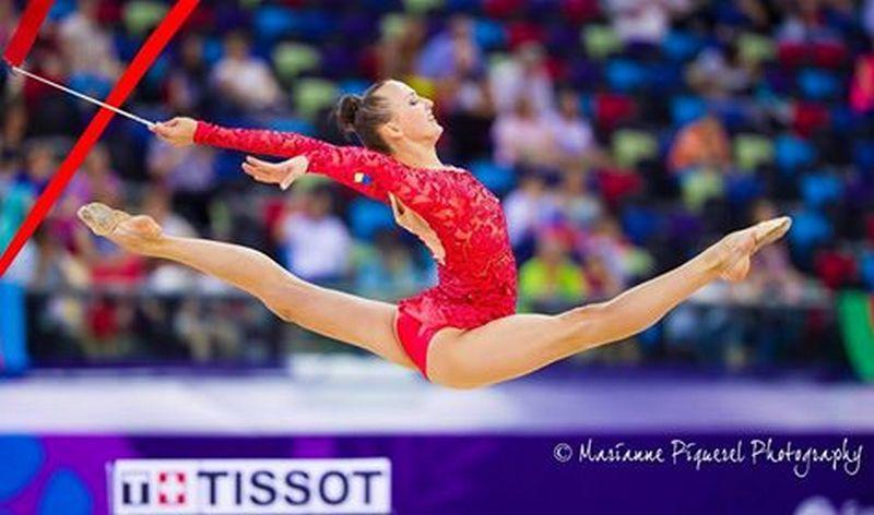 Украинка Анна Ризатдинова добыла победу на Кубке мира по художественной гимнастике