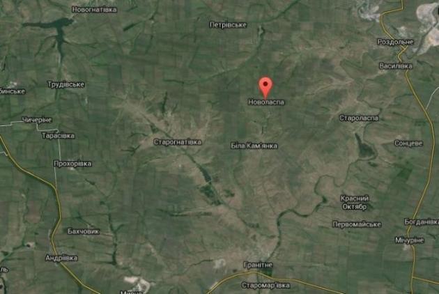 Боевики готовят провокации – наносят на свои танки украинскую символику