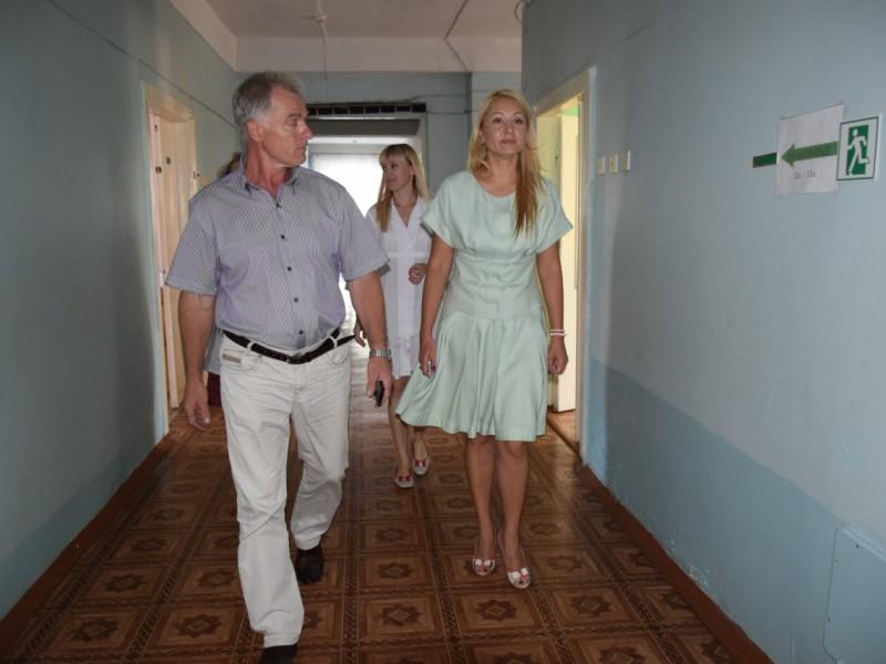 Комнату психологической реабилитации для участников АТО обещают отремонтировать за несколько недель