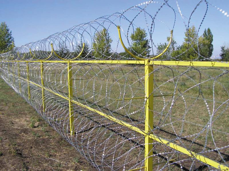 Польша построит забор на границе с Украиной и Беларусью. От африканской чумы