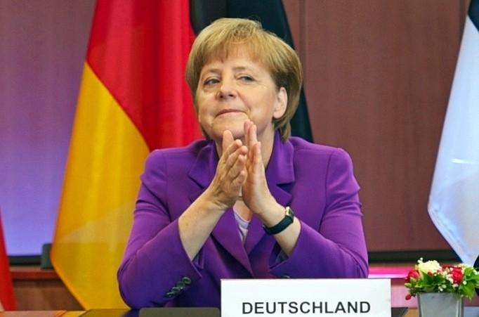 Меркель и Трамп. Два образа жизни, один мир. О чем говорили?