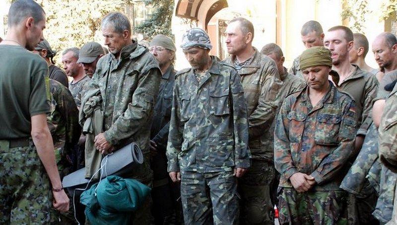 СБУ прорабатывает вариант обмен пленными на Донбассе по формуле «228 на 48»