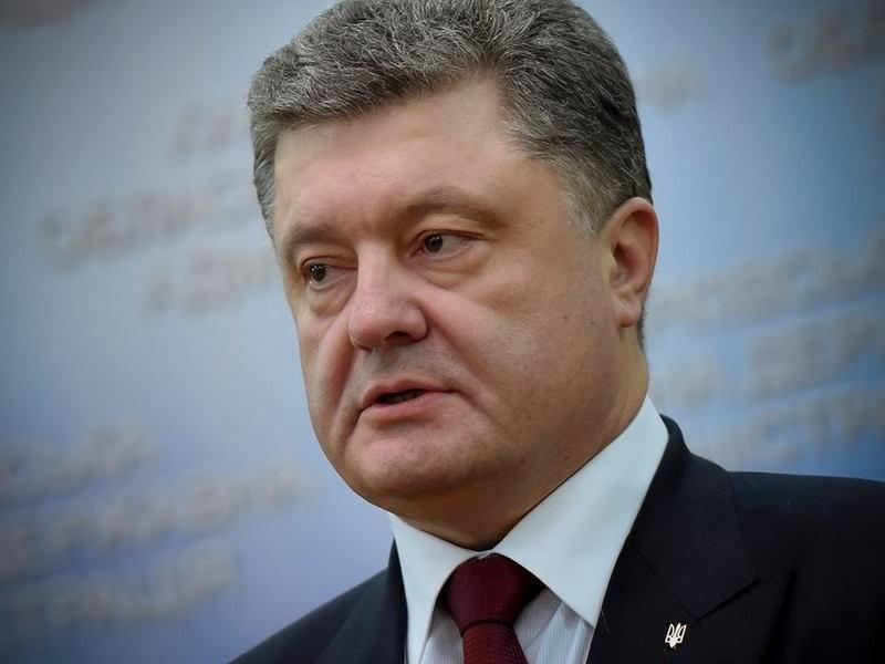 """Президент Украины пообещал защитить священников и верующих, которые захотят выйти """"из-под Москвы"""""""