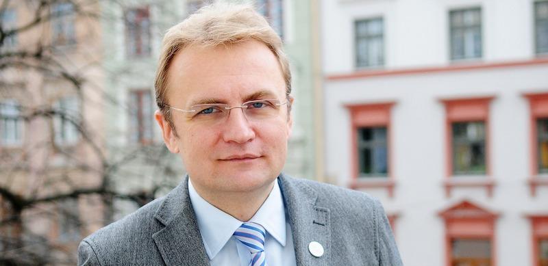 Садовый о стычке во Львовском горсовете: Благодаря правоохранителям не пролилась кровь
