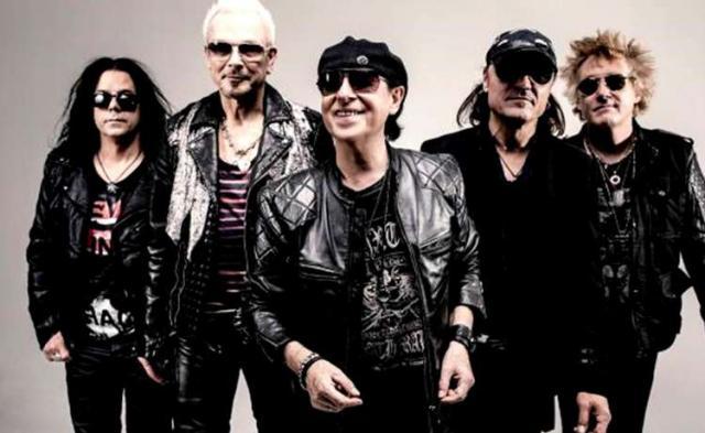 Культовая рок-группа Scorpions отказалась выступать в Крыму даже за очень большие деньги