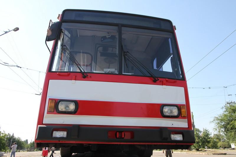 Троллейбусная линия на Намыве «подорожала» на 3,3 млн.грн. – из-за увеличившихся тарифов на подключение тяговой подстанции к электроснабжению