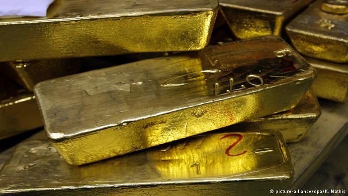 В Японии взяли крупную контрабанду – свыше 200 кг золота