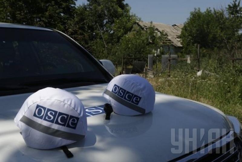 ОБСЕ зафиксировала на Донбассе десятки метров новых траншей и укреплений боевиков