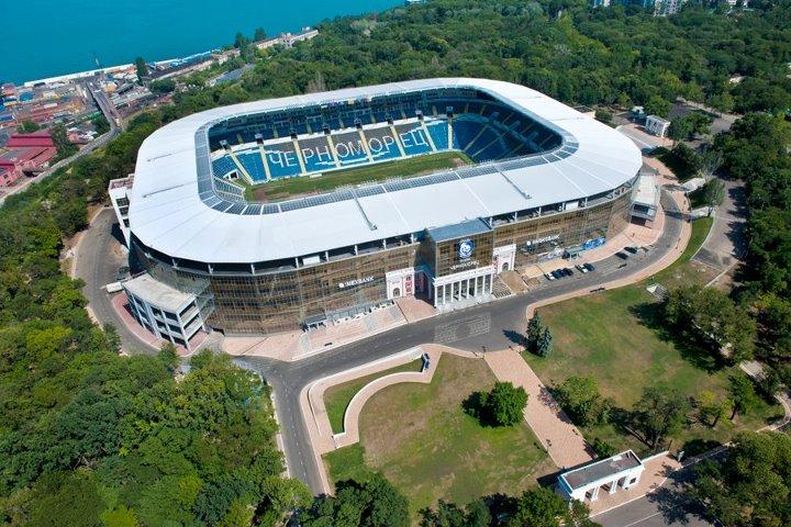 Покупателя стадиона «Черноморец» в Одессе связывают с Новинским – СМИ
