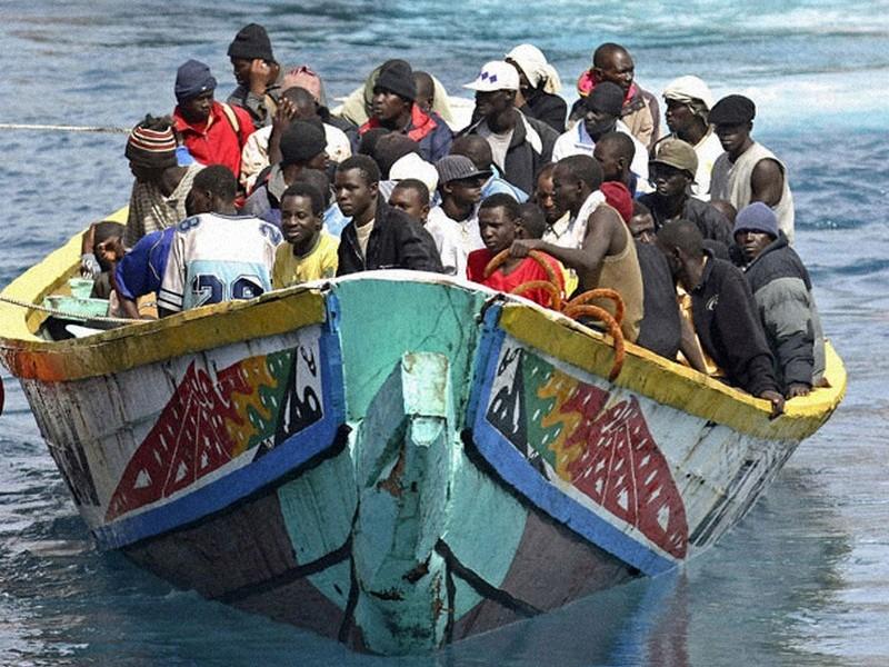В 2015 году более миллиона беженцев прибыли в Европу только по морю
