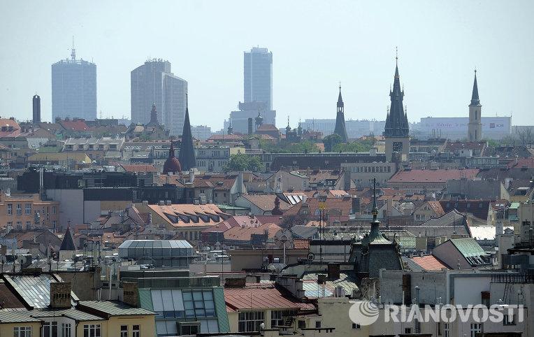 Большинство иностранцев, приезжающих в Чехию на ПМЖ, украинцы