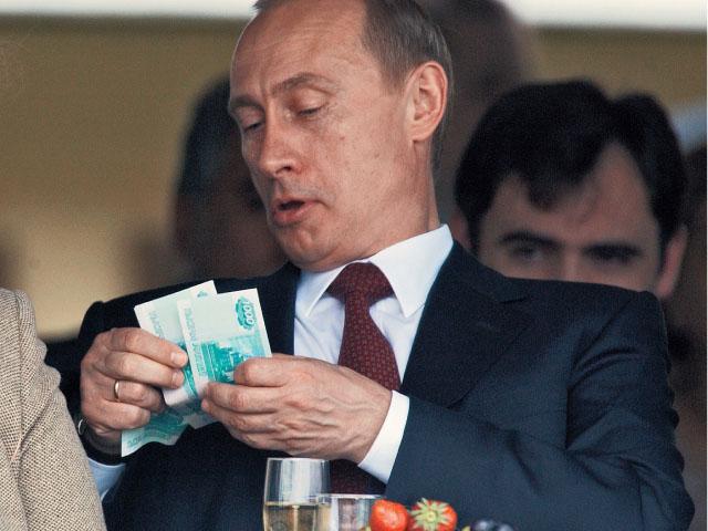 Фильм BBC «Тайные богатства Путина»